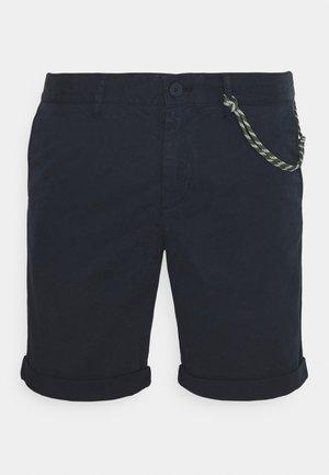 ELASTIC WAISTBAND - Short - scandinavian blue