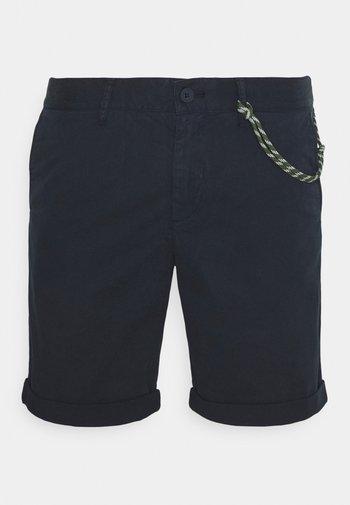 ELASTIC WAISTBAND - Shorts - scandinavian blue