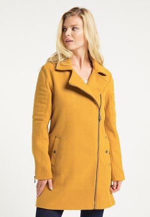 Klassinen takki - senf