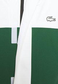 Lacoste - Light jacket - green/flour/abysm - 2