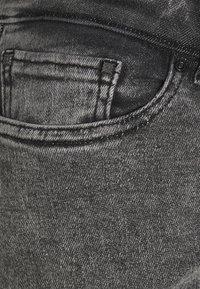ONLY - ONLCORAL LIFE POWER BOX - Skinny džíny - grey denim - 5