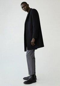 Mango - ARIZONA - Classic coat - schwarz - 5