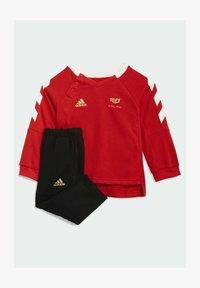adidas Performance - SALAH URBAN LEAGUE JOGGER SET - Trainingspak - red - 0