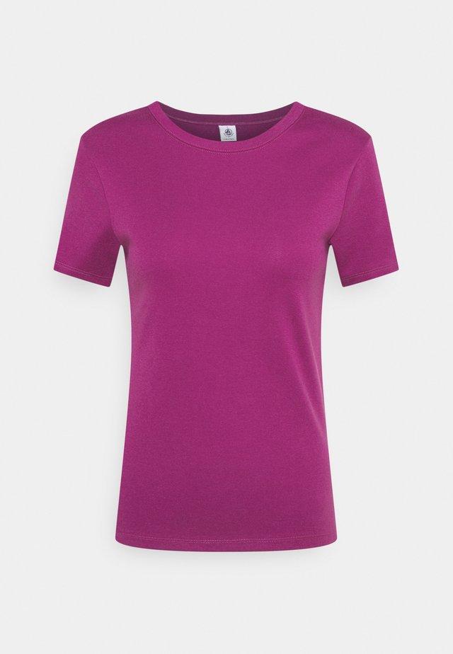 TEE MCVALLEEXXS - Basic T-shirt - hibiscus