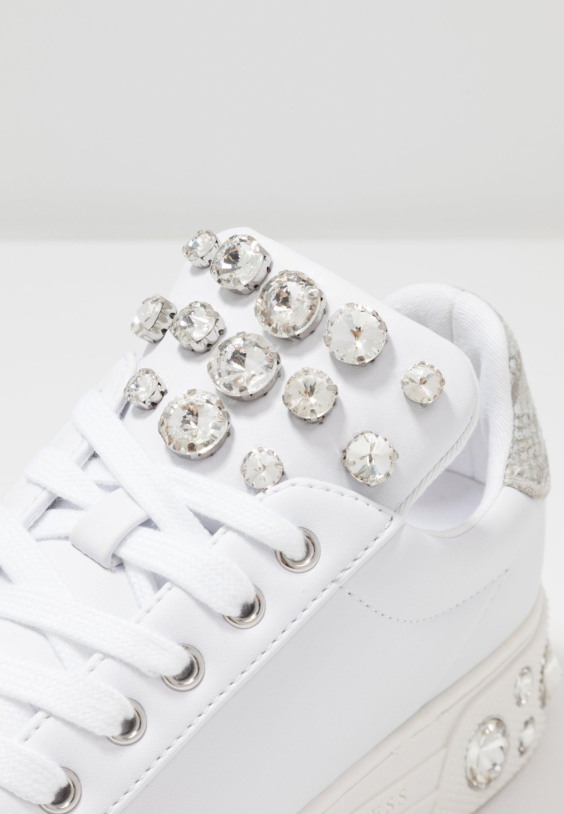 Guess MAREY Sneaker low white/weiß