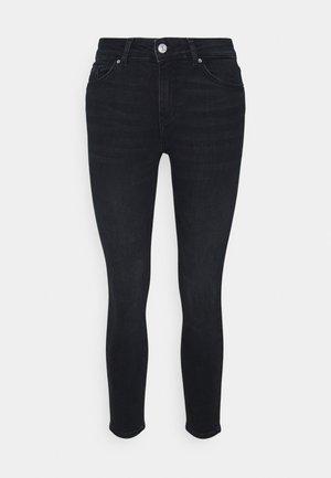 PCDELLY - Zúžené džíny - dark blue denim