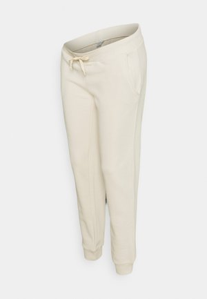 PCMPIP PANTS - Tracksuit bottoms - whitecap gray