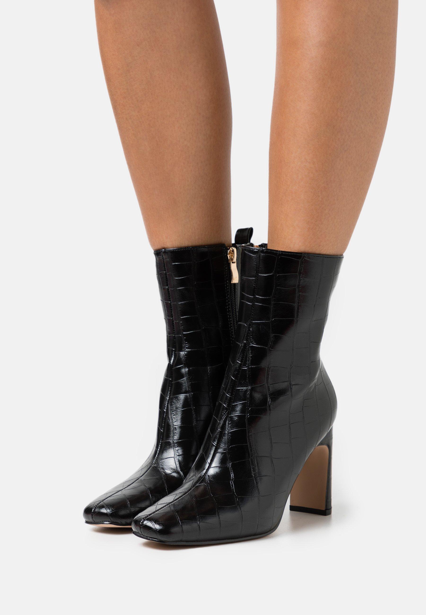 Women HURSTON - Classic ankle boots - black