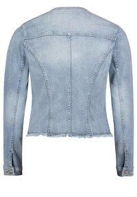 Betty Barclay - Denim jacket - blue bleached denim - 4