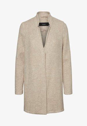 VMBRUSHEDKATRINE  - Short coat - silver mink