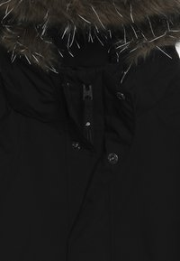 Didriksons - GÖTEBORG BOYS PARKA - Winter jacket - black - 6
