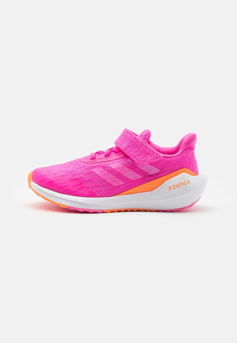 adidas Performance - EQ21 RUN UNISEX - Neutral running shoes - screaming orange/footwear white