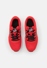 New Balance - 570 LACES UNISEX - Neutral running shoes - red - 3