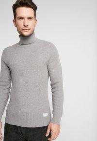 Pier One - Pullover - mottled grey - 3