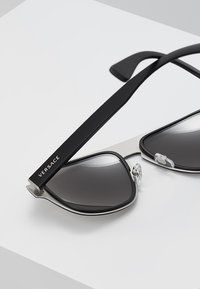 Versace - Sunglasses - matte black - 4