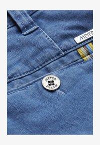 Meyer - AUTOFAHRER UND REISE - Slim fit jeans - blue - 3