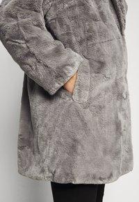 New Look Curves - WILLOW ECOM - Winter coat - dark grey - 6