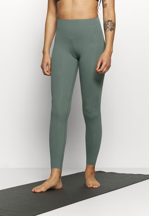 MAKE ME ZEN LEGGING - Tights - balsam green