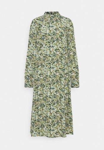 DRESS LONGSLEEVE - Vestido informal - multi/fresh herb