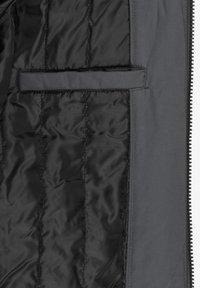 Blend - WINTERJACKE MARCO - Winter jacket - ebony grey - 5
