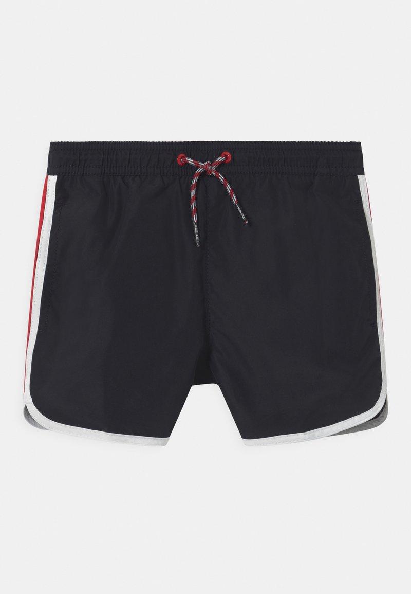 Tommy Hilfiger - RUNNER - Swimming shorts - desert sky