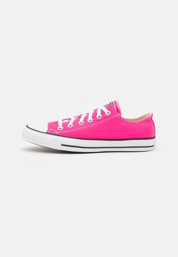 CHUCK TAYLOR ALL STAR PET SEASONAL COLOR UNISEX - Baskets basses - hyper pink