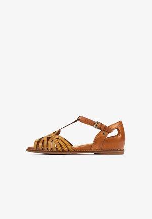TALAVERA  - Sandals - honey