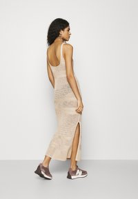 Abercrombie & Fitch - BARE - Jumper dress - cement - 2