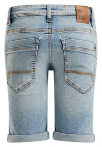 WE Fashion - Shorts di jeans - blue - 4