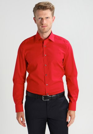 OLYMP LEVEL 5 BODY FIT - Formal shirt - rot