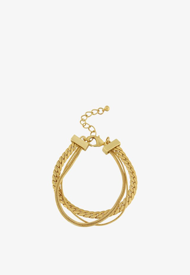 ISOLDE  - Bracelet - gold plating