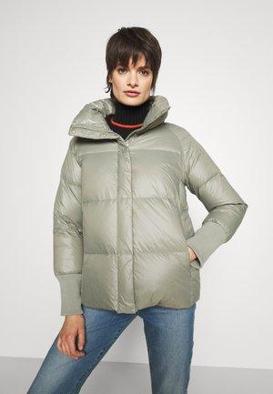 SPIA - Down jacket - khaki green