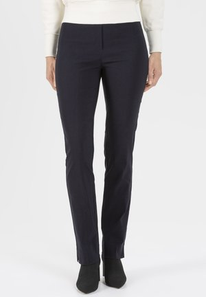 INA IN THERMO QUALITäT - Trousers - dunkelblau