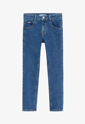 REGULAR - Straight leg jeans - middenblauw