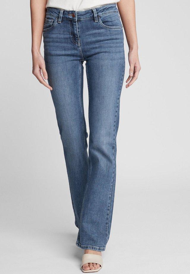 Jeans bootcut - royal blue