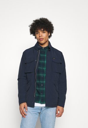 FIELD JACKET - Summer jacket - sky captain