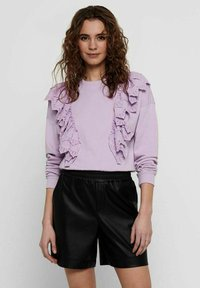 ONLY - Sweatshirt - orchid bloom - 0