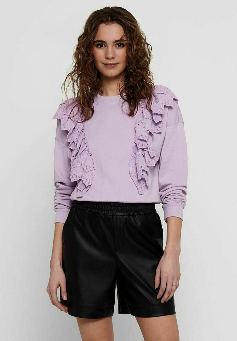 ONLY - Sweatshirt - orchid bloom