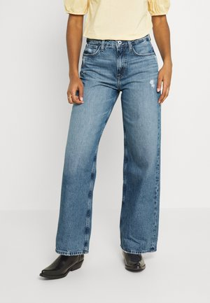 FAITH - Flared Jeans - denim