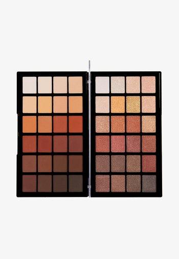 COLOUR BOOK EYESHADOW PALETTE - Eyeshadow palette - browns