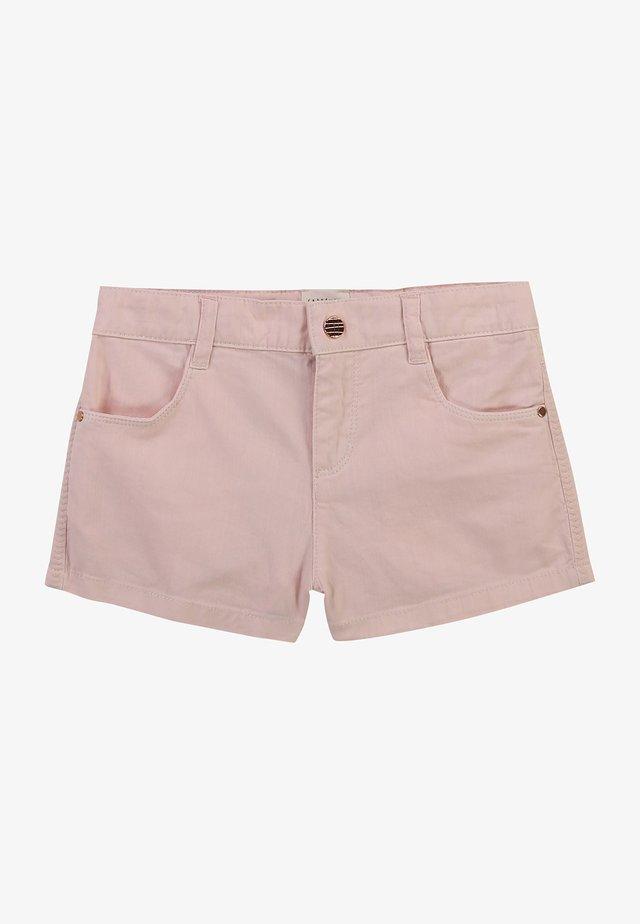 Jeansshort - baby pink
