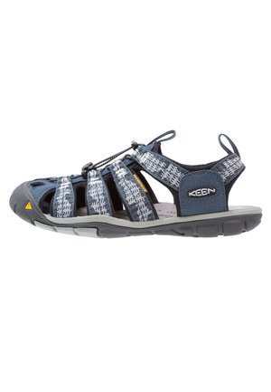 CLEARWATER CNX - Outdoorsandalen - midnight navy/vapor