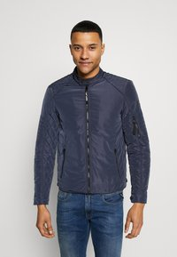 Replay - JACKET - Light jacket - blue - 0