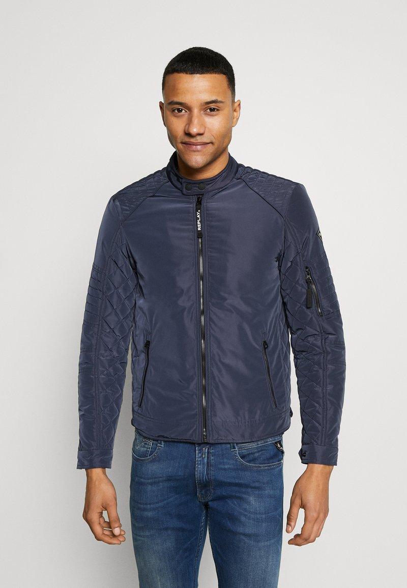 Replay - JACKET - Light jacket - blue
