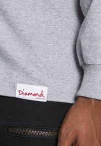 Diamond Supply Co. - ALI SIGN LONG SLEEVE TEE - Long sleeved top - grey - 4