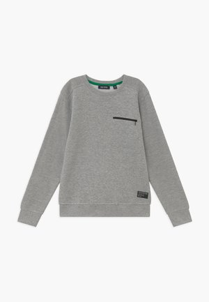 TEENS ZIP POCKET - Sweatshirt - grey