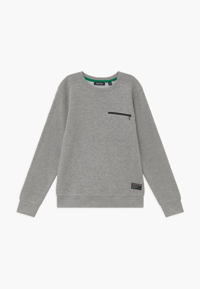 TEENS ZIP POCKET - Sweatshirt - grey