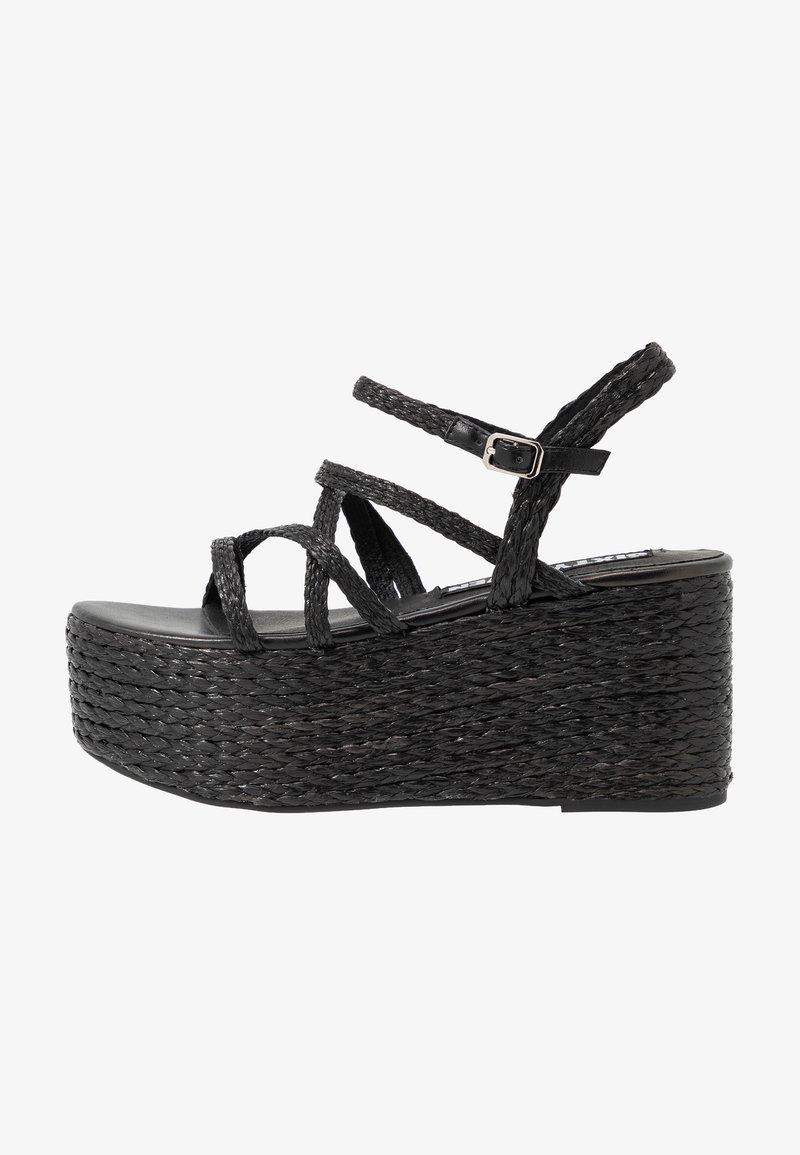 Sixtyseven - NALIA - Sandales à talons hauts - black