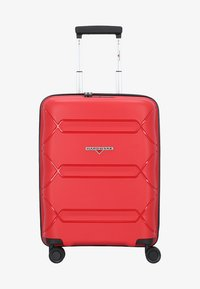 Hardware - TOKYO - Wheeled suitcase - red - 0