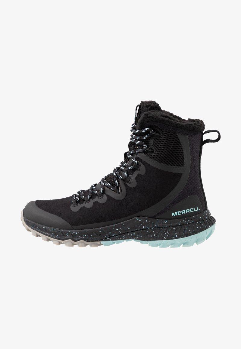 Merrell - BRAVADA POLAR WATERPROOF - Zimní obuv - black
